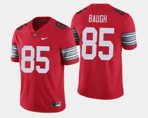 Ohio State #85 For Men Marcus Baugh Jersey Scarlet Embroidery 2018 Spring Game Limited 430792-696