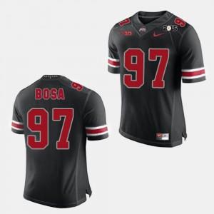OSU Buckeyes #97 Mens Joey Bosa Jersey Black College Football Official 532363-233