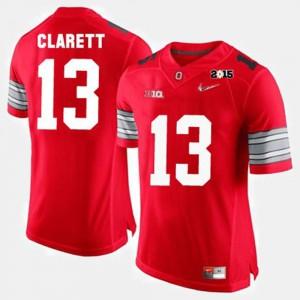 Ohio State Buckeyes #13 Men's Maurice Clarett Jersey Red College College Football 256646-629